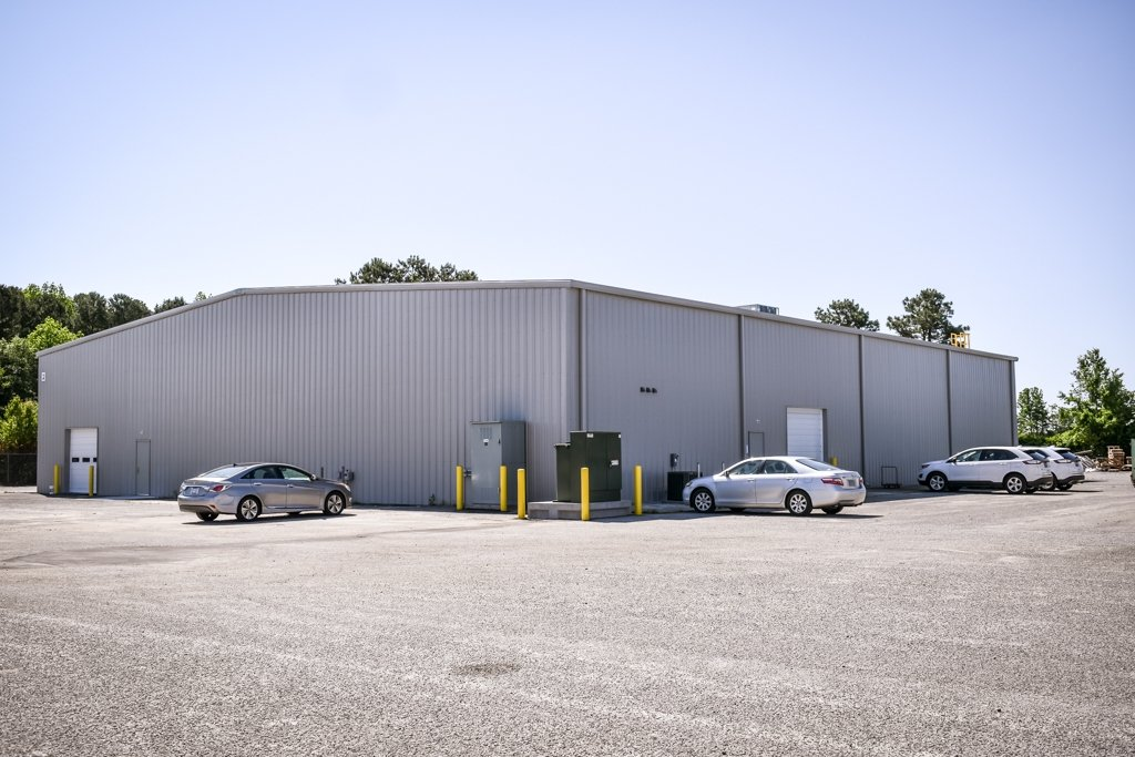 AccuFlex Packaging Building View