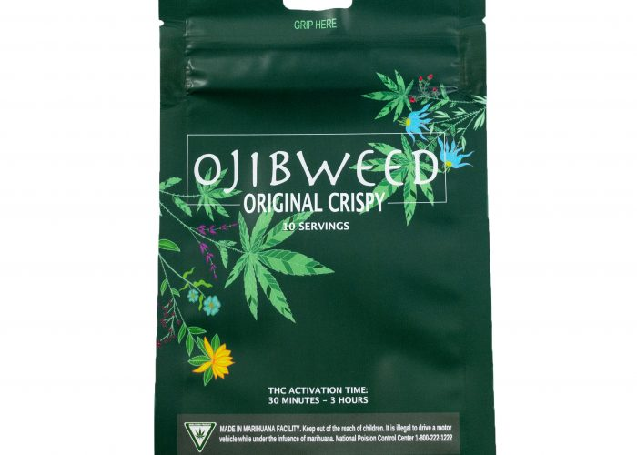 Objiweed Pouch
